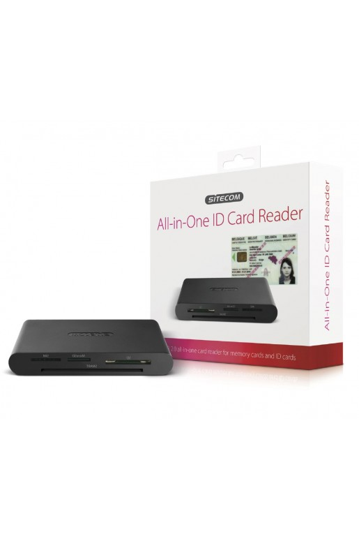 All-in-One ID Card Reader